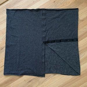 Lululemon Vinyasa Scarf Rulu - Gray - One size